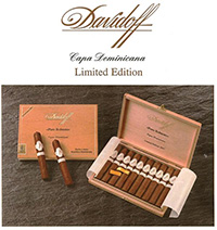 Davidoff Limited Edition Cigars