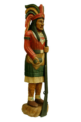 Cigar Store Indian 20