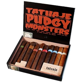 Tatuaje Pudgy Monsters 2014