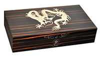 Dragon Macassar Ebony